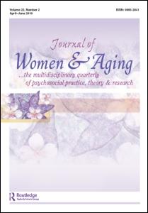 Journal women aging