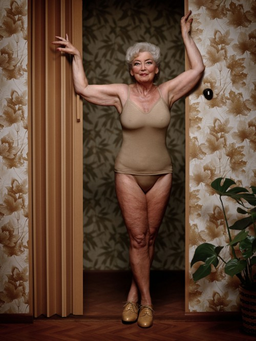 More on artists celebrating older female bodies