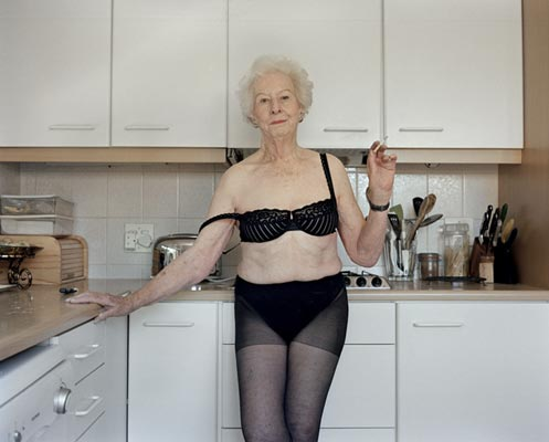 Artists celebrate the beauty of women's bodies, young and old