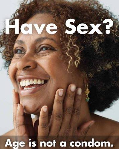 Sexually transmitted infections and HIV in the over 50s: Promoting condom use