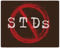 STDs sign