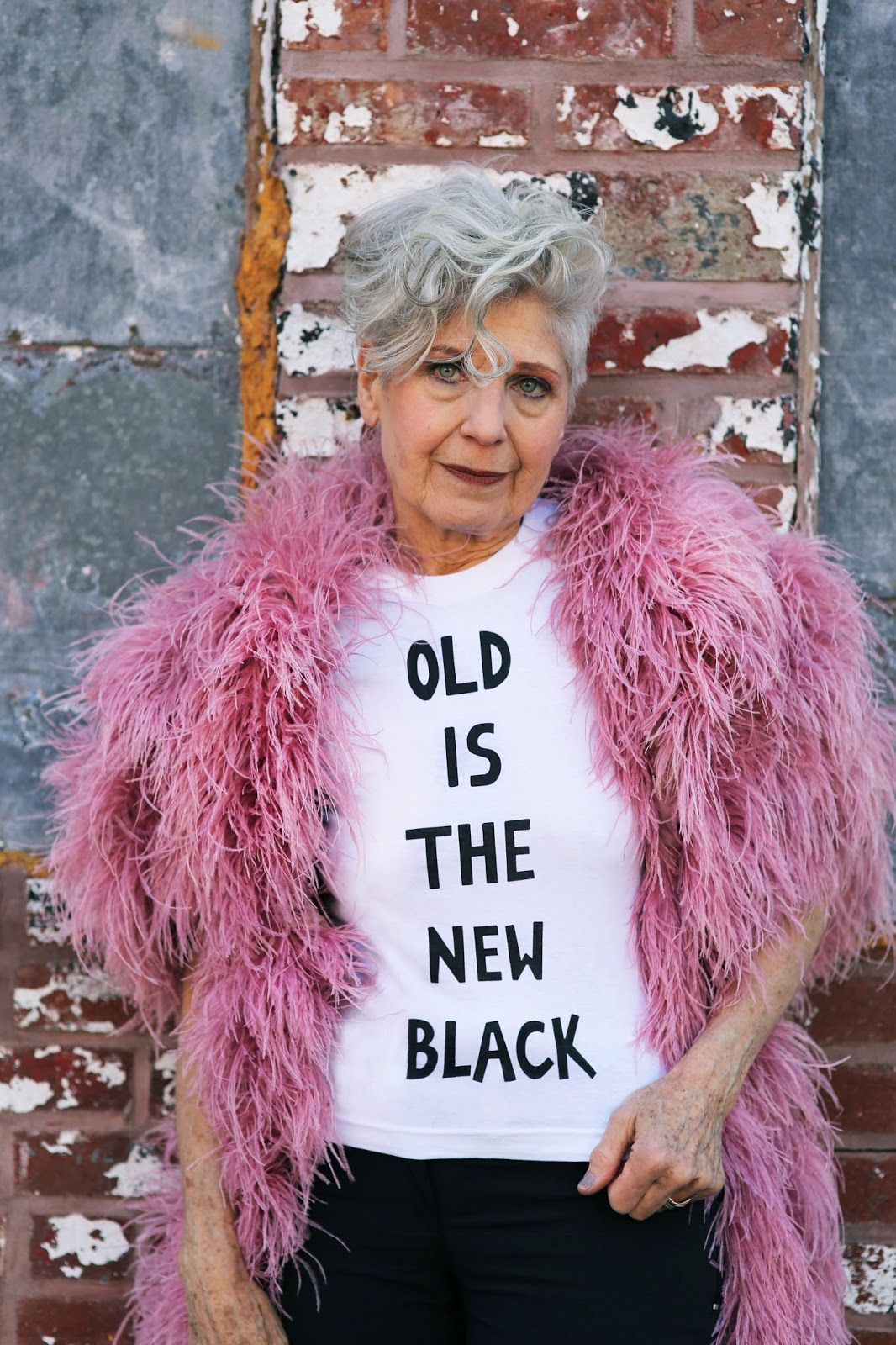 The Twiggy effect? Older women as models in fashion and beauty campaigns
