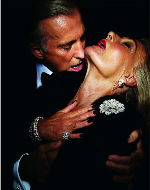 Geriatric porn? Tom Ford's Forever Love