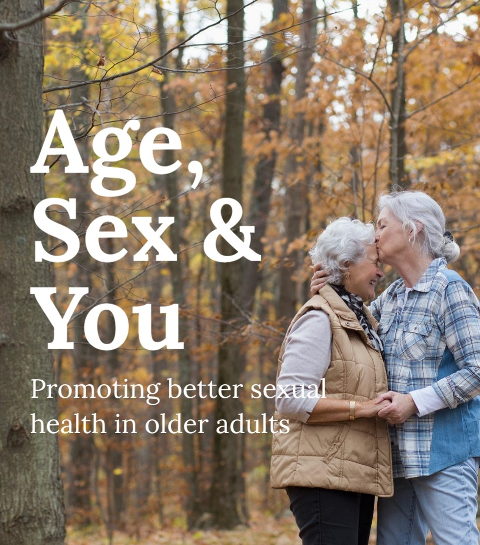Age, Sex and You: the website for older adults